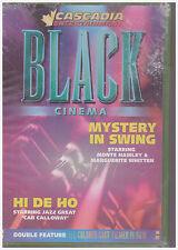 BLACK CINEMA HI DE HO/ MYSTERY IN SWING (DVD) NEW