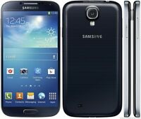 New Samsung Galaxy S4 SGH-I337 AT&T Unlocked 16GB Android Smartphone Black Mist