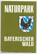 Naturpark Bayerischer Wald Ein Wegweiser zum Erleben unserer Landschaft Sehr gut