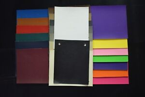 """Marine Vinyl Fabric Outdoor Boat Upholstery Automotive 54""""W 22 Colors Available"""