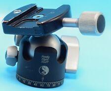 Really Right Stuff RRS BH-40 Ball Head, w/ B2-Pro-II Screw Knob Clamp Exc++