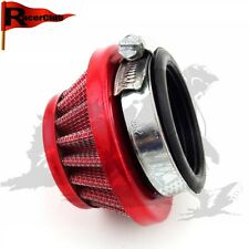Red Racing 44mm Filtro aria pulita Per 47cc 49cc Mini Moto ATV Pocket Dirt Bike