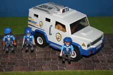 PLAYMOBIL Police Truck   TOP Zustand
