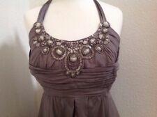 ❤️ MONSOON ~ Ladies Stunning PURE SILK Occasion Dress ~ UK 14/16 ~ NEW RRP €199