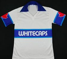 1979-1980 VANCOUVER WHITECAPS ADMIRAL HOME FOOTBALL SHIRT (SIZE M)