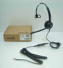 ADD50-01 Headset for Avaya Mitel Polycom Digium Toshiba Hybrex NEC Aspire Nortel