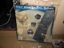 InGear Travel Cover -Golf Bag travel cover-Hunter Green