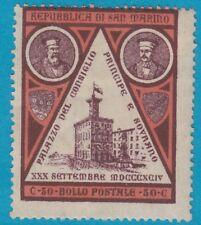 San Marino 30 Mint Hinged Og Fine !