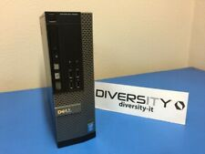 Dell Optiplex 9020 SFF i7-4770 3.40GHz 8GB RAM 500GB HD DVD+/-RW Win 10 Pro