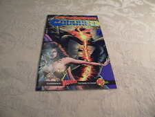 "Wizard Guide to Comics Mini Supplement Malibu ""Ultraverse Godwheel"""