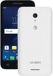 Alcatel Cameox Android Smartphone AT&T Prepaid - Brand New