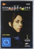 Kommissarin Lund - Das Verbrechen - Staffel 2 (5 DVDs) vo... | DVD | Zustand gut