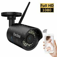 HD 1080P IP Kamera WLAN Überwachungskamera Netzwerk WIFI IP Camera Bullet Webcam