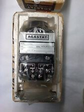 AGASTAT TIMING RELAY MODEL 7012EA