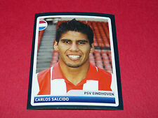 196 C. SALCIDO PSV EINDHOVEN UEFA PANINI FOOTBALL CHAMPIONS LEAGUE 2006 2007