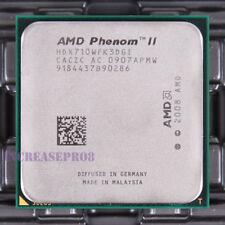 AMD Phenom II X3 710 HDX710WFK3DGI CPU Processor 667 MHz 2.6 GHz Socket AM3