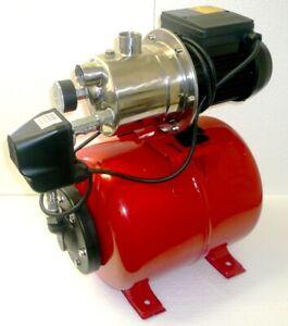 T.I.P. Hauswasserwerk HWW 650 L  Gartenpumpe Pumpe 3500 l/h