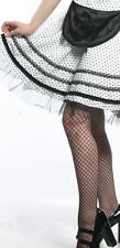 Lip Service Devil Dolls III knee length skirt L goth gothic white