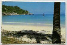 Had Rin Beach Ko Pha-Ngan Surat Tani Thailand 1988 Postcard (P299)