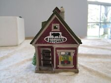 Dept 56 - Otis Hayes Butcher New England Village