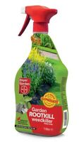 1ltr Bayer Garden Rootkill Weedkiller Ready to Use weeds contains glyphosate