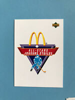 1991 McDonalds Hockey Card Complete Set 25 cards and 6 holograms Upper Deck