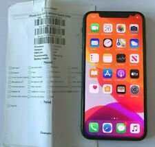 UNLOCKED Apple iPhone X 64GB 4G LTE Smart Phone AT&T Metro PCS T-Mobile h2O READ