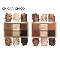 CHICA Y CHICO One Shot Eye Palette (2 Types) K-beauty Eye Shadow