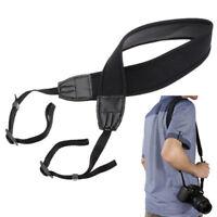Adjustable Neoprene Camera Shoulder Neck Strap for Canon Nikon DSLR SLR Camera