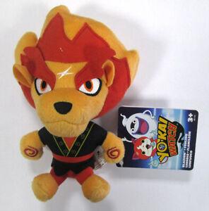 Yo-Kai Leofuoco Peluche Plush B7142 Ass B5949EQ0 Hasbro