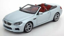 BMW M6 F12 CABRIOLET 1:18 SCALE MODEL SUPERB DIECAST RARE BRAND NEW BY PARAGON