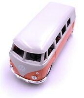 VW Bulli T1 Bus 1963 Bulli Modellauto Auto LIZENZPRODUKT 1:34-1:39