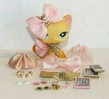 💞Littlest Pet Shop Clothes 15 Pieces Lps Accessorie Custom *Cat Not Included*💖