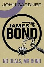 No Deals, Mr. Bond (James Bond) by John Gardner | Paperback Book | 9781409135678