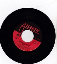 Abba the Name Of the Game/I Wonder (Departure) 45 Atlantic 3349