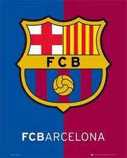 Barcelona Crest - Mini Poster 40cm x 50cm new and sealed