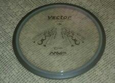 Vector Proton 1st Run 174g clear/black MVP PRIME Disc Golf MIDRANGE DRIVER rare!