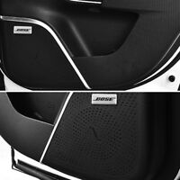 Bose Système Mercedes AMG W117 Cla45 W205 C63 W212 E63 W207 W176 A45 X156 Gla45