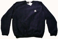 NY Yankees Fleece Pullover - Size Large