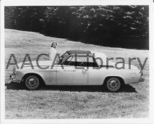 1964 Studebaker Hawk GT, Factory Photo (Ref. #91869)