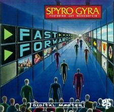 Fast Forward by Spyro Gyra (CD, May-1990, GRP (USA))
