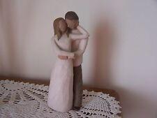Willow Tree Together Man & Woman  Figurine Demdaco Collectible Susan Lordi 2000