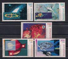 GERMANY 1999 Set of Galaxie Stamps Mi. #2077-2081 mint/ MNH