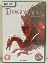 Dragon Age: Origins (PC RPG Fantasy Action Adventure Game) New & Sealed BIN