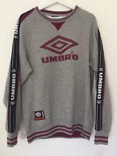 Klamottenpaket Herren Sweatshirts Vintage Retro Umbro Levis Versace L