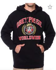 Obey Hoodie Sweatshirt Worldwide Posse A055 Z