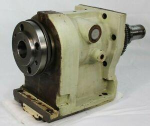 Spindelstock Drehmaschine VDF DUS 560 Boehringer Antriebsspindel Spindel Ersatz