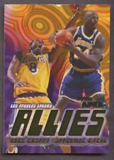 1999-00 Skybox Apex Allies #1 Kobe Bryant Shaquille O'Neal