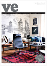 VE Magazine - Issue 32 - Rya Rugs, Swedish Style ,Miniature, Czech, Decorative