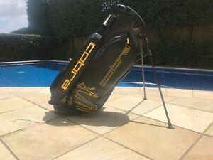Cobra & Vessel Tour Crown Stand Golf Bag